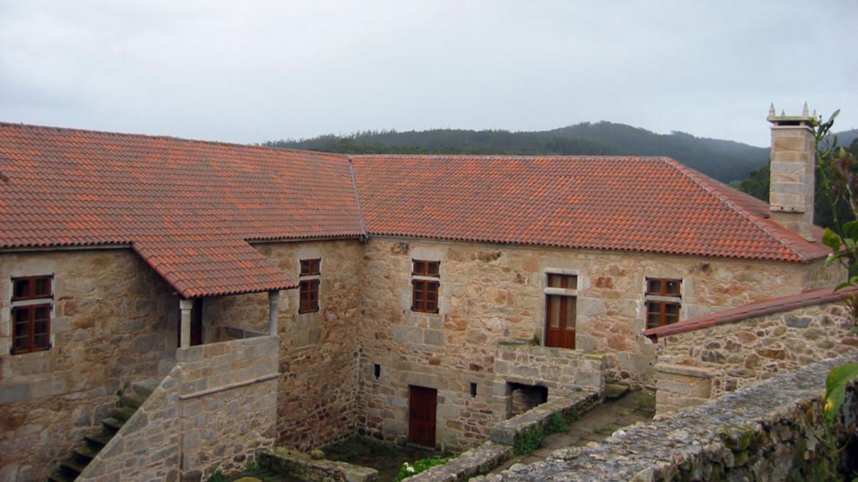 """Casa Rectoral """"San Xiao de Moraime"""""""