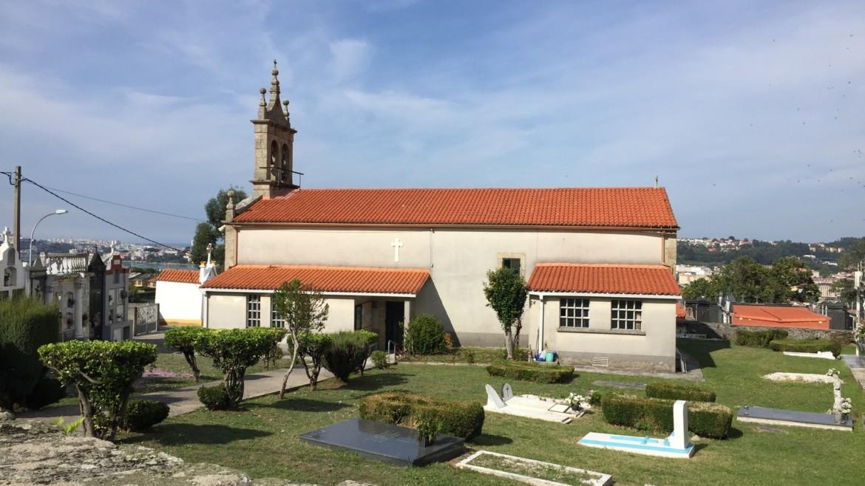 Church of Almeiras