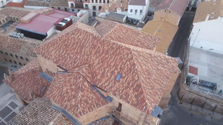 Basílica de Santa María la Mayor de Linares