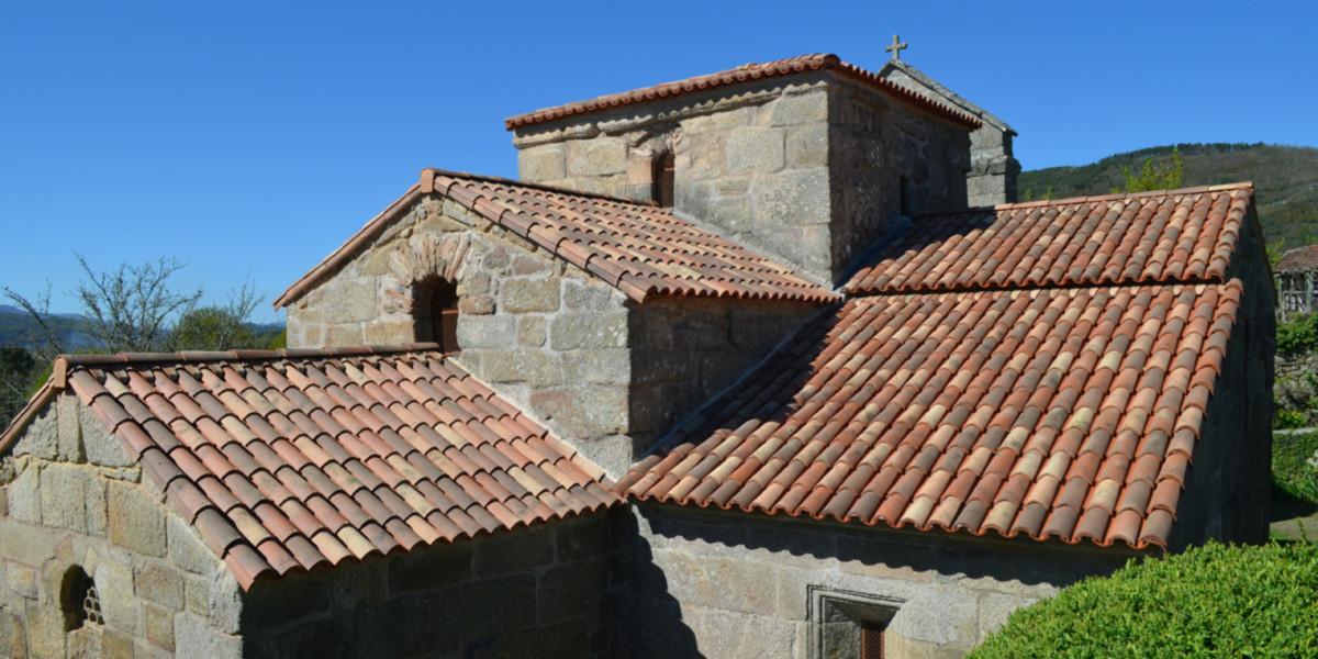 Iglesia-visigoda-de-Santa-Comba-de-Bande