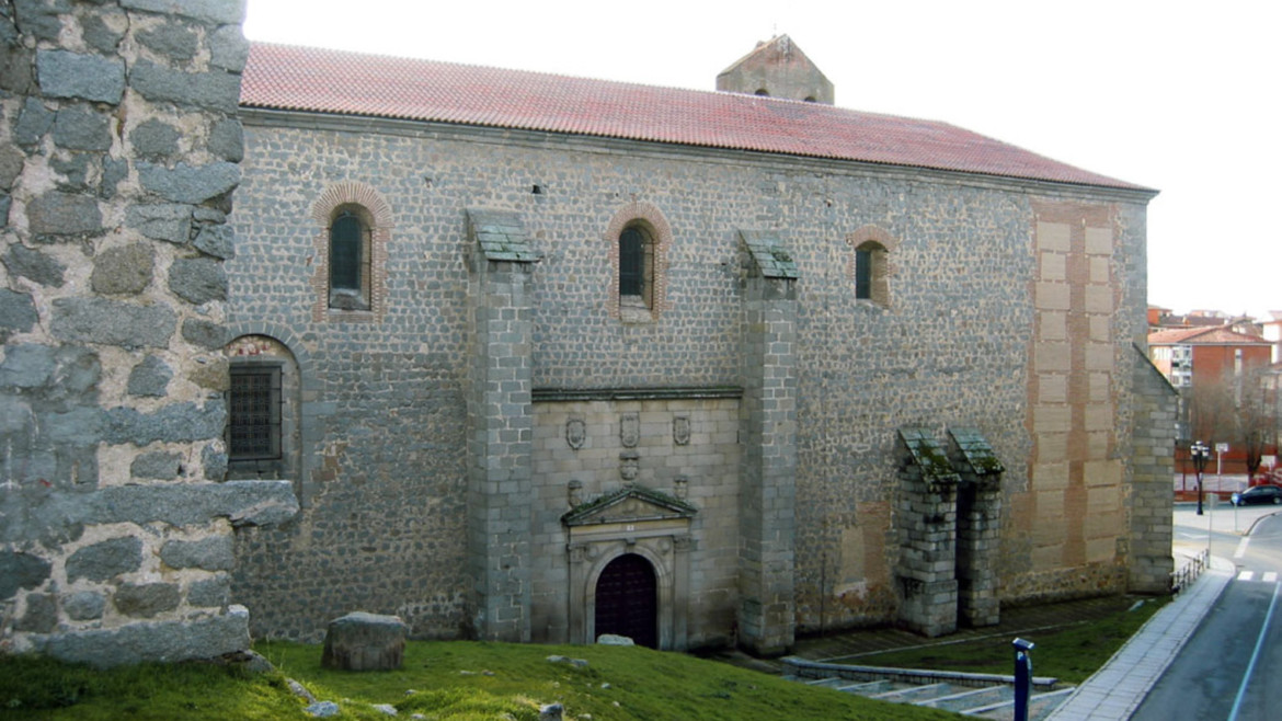 Church of Santa María de Jesús