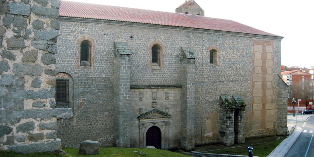 Iglesia_delas_Gordillas_Avila
