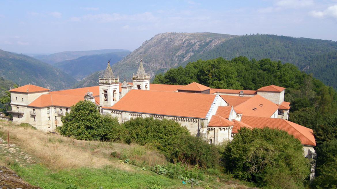 Monastery of Santo Estevo (National Parador)