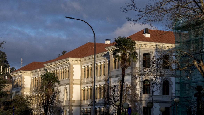 "Administrative Building of ""Xunta de Galicia"""