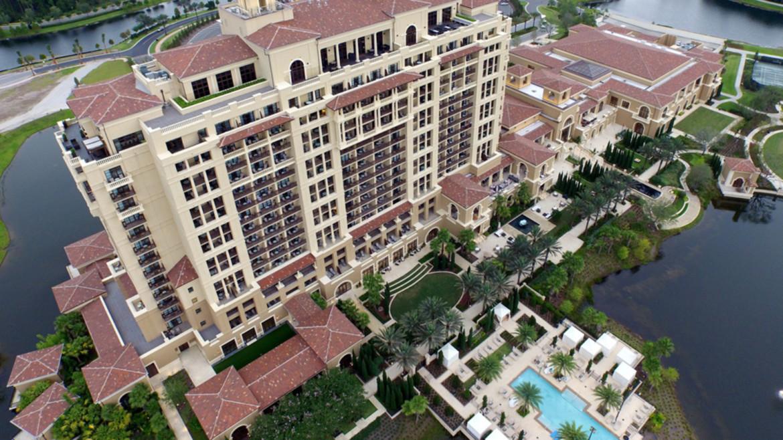 Four Seasons Resort Orlando Disney World Hotel