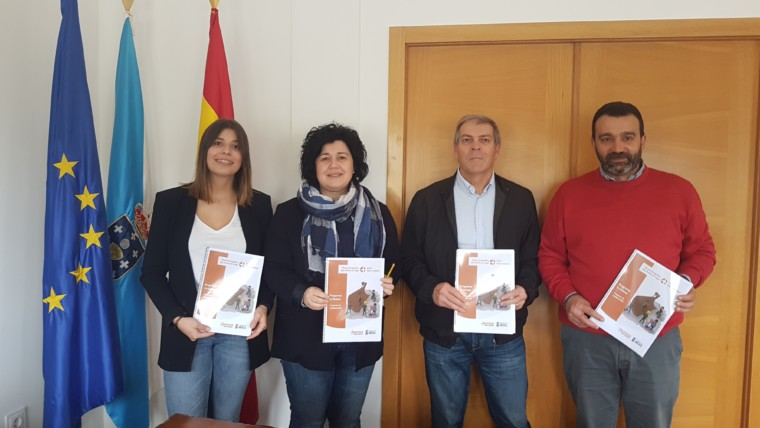 Verea and the City Hall of Mesía launch the 'EnTéllate' program