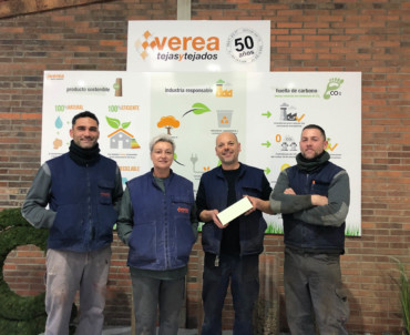 Verea contributes with the ALEPOH project