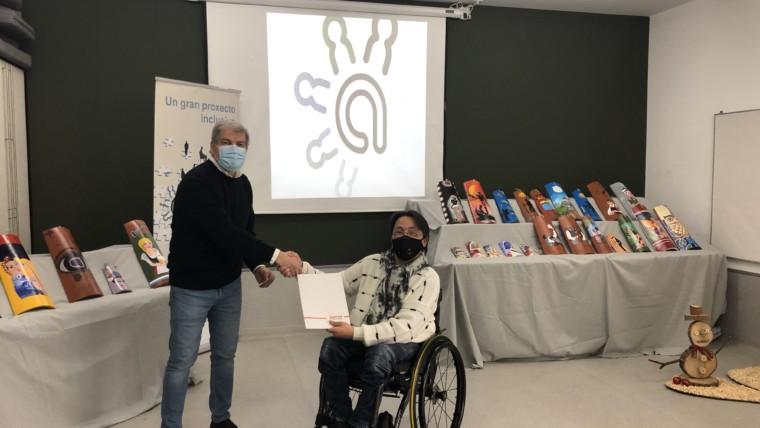 Tejas solidarias para promover la inclusión de las personas con discapacidad